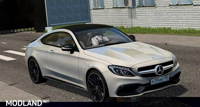Mercedes-Benz C63 S AMG Coupe 2016 [1.5.9]